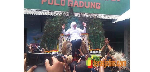 Reyog Meriahkan Program Keserasian Sosial di Jakarta