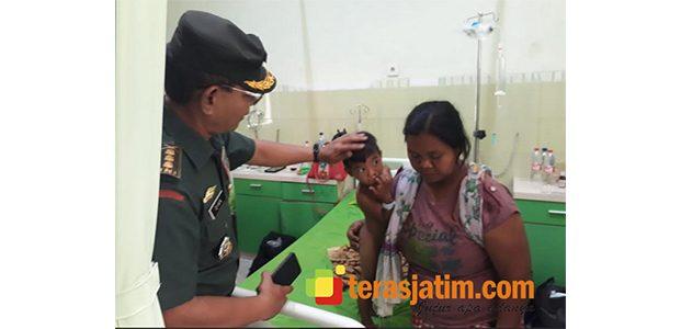 Kodam Brawijaya Gelar Operasi Bibir Sumbing