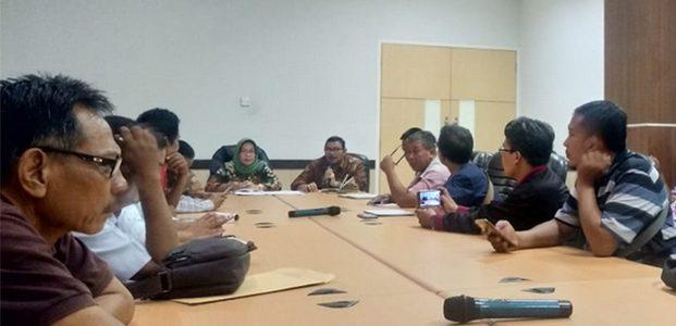 Kominfo Bojonegoro Gelar Diskusi Kemitraan Dengan Wartawan
