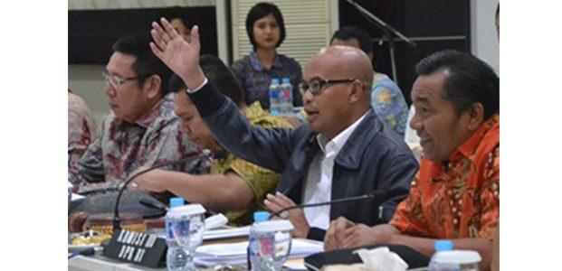 Komisi III DPR RI Pertanyakan Bunker dan Uang Trilyunan Milik Dimas Kanjeng