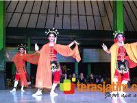 Komunitas Anjasura Perkenalkan Budaya Jatim di Langen Beksan Nemlikuran