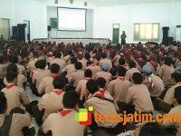 Korem Bhaskara Jaya Bekali Wawasan Kebangsaan Ratusan Pelajar SMKN 12 Surabaya
