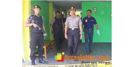 Dugaan Korupsi di KONI Blitar, Kapolres Pimpin Penggeledahan