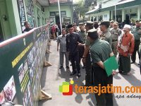 Kunjungi Bondowoso, Aster Kasad Cek Hasil TMMD 103