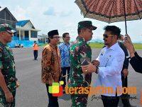 Kunjungi Jember, Menteri Pertanian Tinjau Pabrik Benih