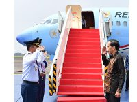 Kunjungi Malang, Presiden Tutup Rakernas APEKSI