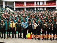 Pangdam Brawijaya Bekali Mahasiswa Baru Unisma dengan Wawasan Nusantara