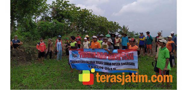 Diduga Tilep Dana Desa, Seorang Kades di Sukodadi Lamongan Diperkarakan Warganya