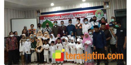 Ngabuburit Ramadhan, Komunitas Jurnalis Lamongan Gelar Diskusi Bareng JMSI Jatim