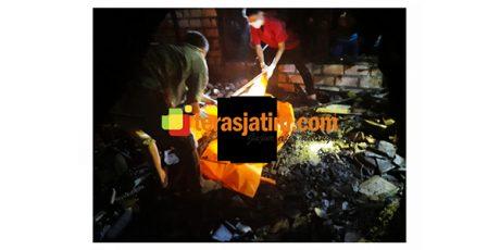 Kebakaran Rumah di Glagah Lamongan, 1 Orang Tewas Terpanggang