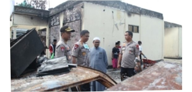 Hingga Hari ini, Masih 15 DPO Pembakar Mapolsek Tambelangan Sampang