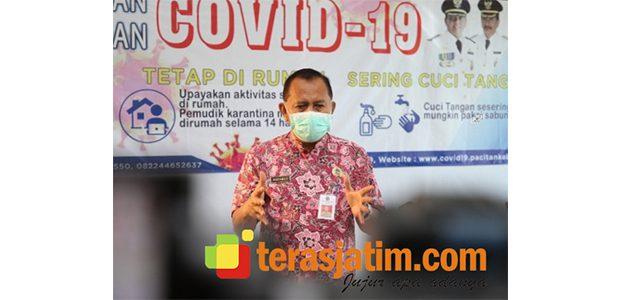 Lagi, Positif Covid-19 di Pacitan Tambah 2, Total 58 orang
