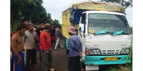 Laka Lantas di Jalur Sempit Pegunungan Grabagan Tuban, Memakan Korban Jiwa
