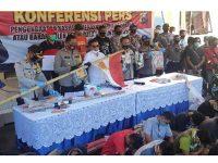 Lakukan Aksi Kekerasan, 80 Oknum Pesilat di Situbondo Diciduk