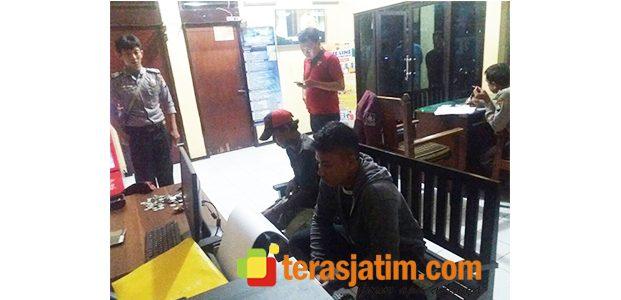 Malak Sopir di Perempatan Kapongan Situbondo, 2 Pengamen Diciduk Polisi