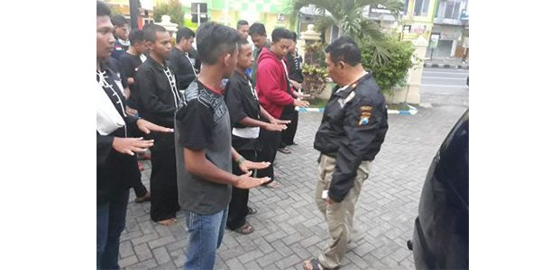 Kasus Pengeroyokan di Kaliwates Jember, Polisi Amankan 7 Oknum Pendekar Silat