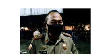 Langgar Jam Malam PSBB, 9 Resto di Surabaya Ditutup Paksa