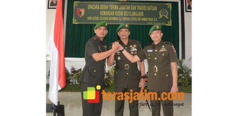 Letkol Inf Ahmad Fauzi Jabat Dandim Lumajang