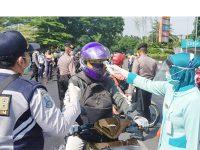 Lewat Hari ke-4, Pelanggar PSBB di Surabaya Raya Akan Ditindak