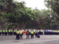 Libur Tahun Baru, Ratusan Polisi Amankan Lokasi Wisata di Trenggalek