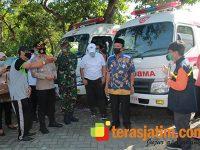 Jelang Vaksinasi Covid-19 di Lamongan, 11 Ambulan Jenis PSC-119 Disiagakan
