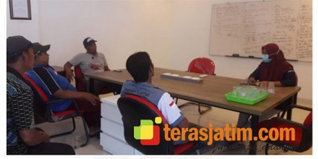 Protes Dampak dan Limbah Pabrik, Perwakilan Warga Kemantren Paciran Datangi PT Jaya Brix