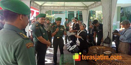 Lomba Binter, Kodim Surabaya Timur Wakili Kodam Brawijaya