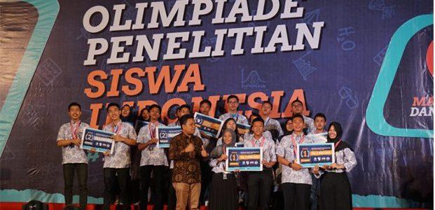 MAN 3 Malang Raih 4 Prestasi Olimpiade Penelitian Siswa Indonesia