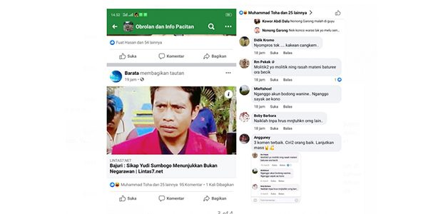 Yudi Sumbogo Dicap Bukan Negarawan, Bajuri Diceramahi Netizen