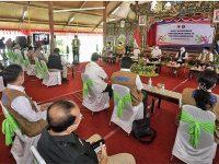 Covid-19 di Bangkalan Melonjak, Forkopimda Jatim, Menkes dan BNPB Gelar Rakor