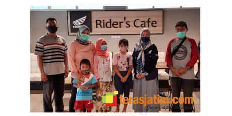 MPM Honda Jatim Salurkan Bantuan Beasiswa Kepada 30 Anak Asuh di Malang