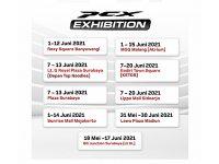 All New Honda PCX Hadir di Sejumlah Kota di Jatim, Cek Lokasi dan Promonya