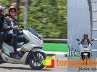 Abadikan Ikon Kota Bojonegoro, MPM Honda Jatim Gelar PCX Street Photo Contest