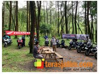 ADV150 Explore Ride, Ajak Komunitas Honda ADV150 Explore Tempat Wisata di Malang