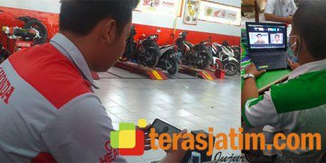 3 Guru SMK Binaan MPM Honda Jatim Ikuti Pelatihan Pedagogi Yang Diadakan Oleh AHM