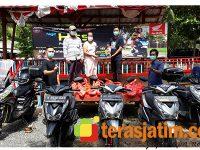 Ngehits Bersama Komunitas Honda BeAT Malang