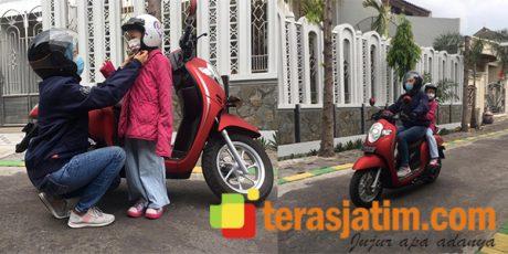 Wajib Diperhatikan! Ini Tips Cari_Aman Berkendara Motor Bersama Anak