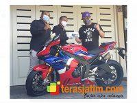 Satu-Satunya di Indonesia, Honda CBR1000RR-R Fireblade Meluncur di Jatim