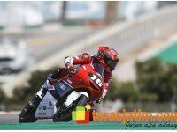 Mario Suryo Aji, Pemuda Asal Magetan, Siap Bersaing di CEV MotorLand Aragon