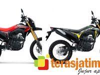 Perkuat Tampilan Tangguh, New CRF150L Punya Pilihan Warna Baru
