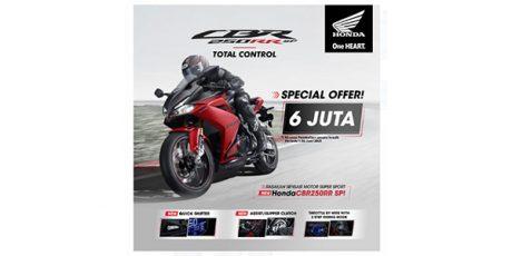 Beli Honda Sport di Dealer Honda Jatim dan NTT Banyak Untungnya Lho!