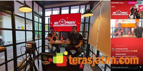 MPM Honda Jatim Gelar 'Ngoprek' Seputar Komunitas Bersama Pecinta Adventure