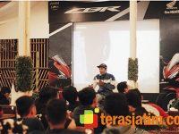 MPM Beri Ilmu Modifikasi Komunitas Honda CBR di Madiun