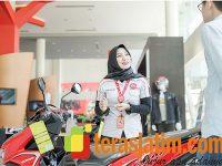 MPM Beri Kenyamanan dan Pelayanan Keamanan Pada Konsumen Setia Honda