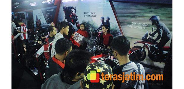 MPM Hadirkan Jajaran Motor Honda Sport Untuk Masyarakat Madiun