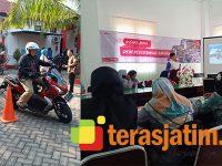 MPM Kampayekan Cari Aman Untuk Pegawai DLH Kota Blitar