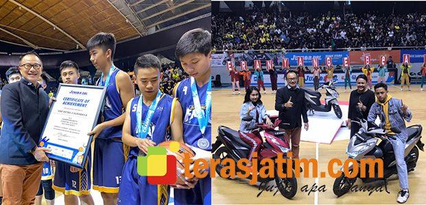 MPM Kembali Dukung Pengembangan Prestasi Basket Indonesia Melalui Honda Junior DBL 2020