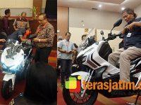 MPM Kenalkan Honda ADV150, Skutik Penjelajah Jalanan Untuk Masyarakat Jatim