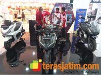 Tampilkan Motor Matic Honda, MPM Honda Jatim Gelar Honda Premium Matic Day di Kediri