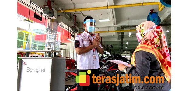 Khusus Wanita, Cek Motor di AHASS Jatim dan NTT Gratis Voucher Lho!